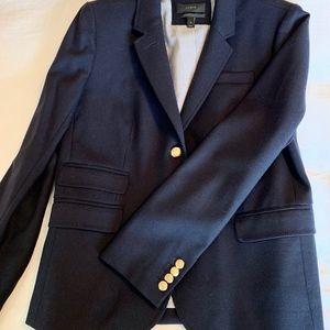 J.Crew Schoolboy Navy Blazer size 12